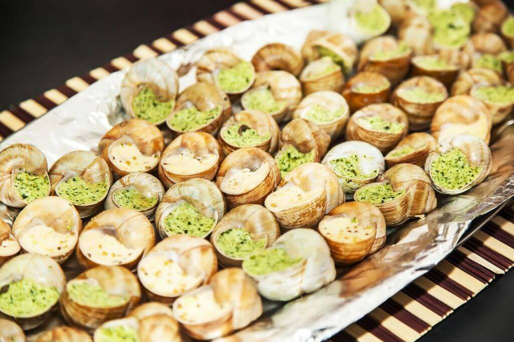 Stuffed Escargot