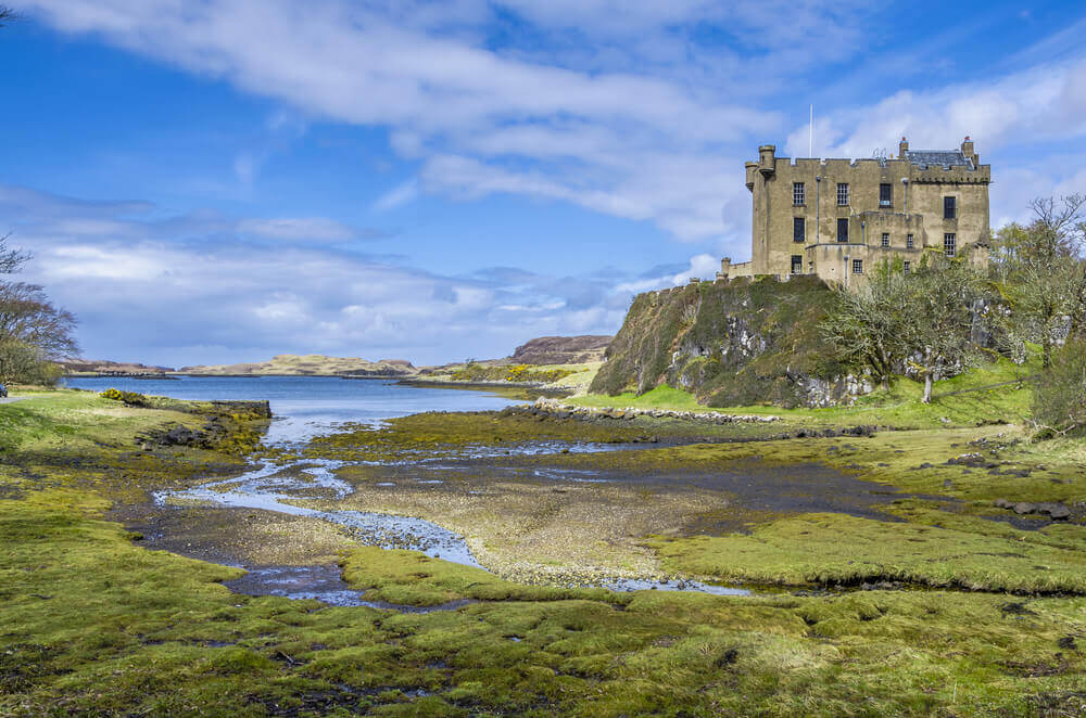 Dunvegan Castle, Scotland