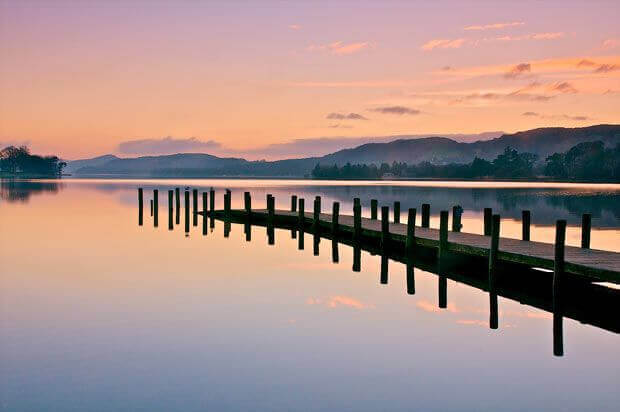 Coniston Water by Telegraph UK