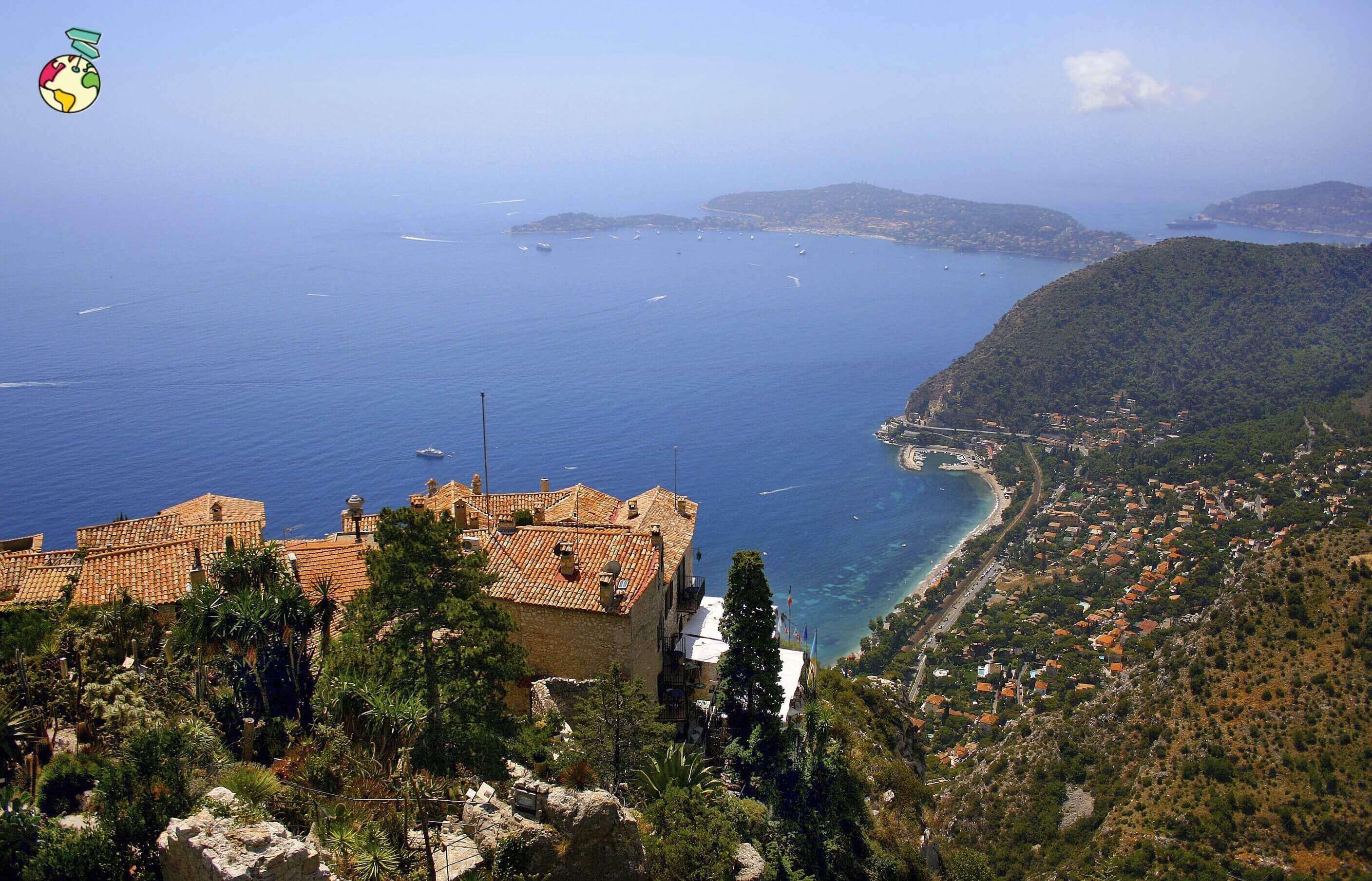 Eze, France - Off The Beaten Path Charm Next To Superb Luxury