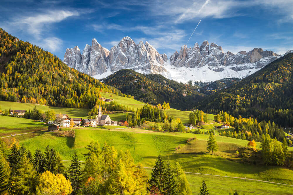 Belluno Dolomites National Park, Italy