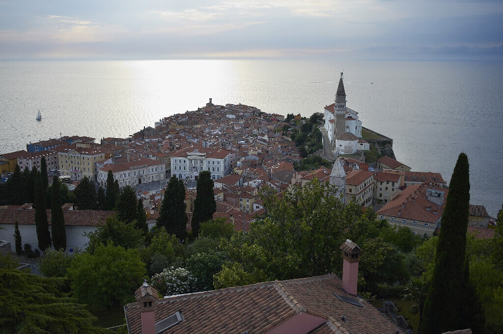Piran, Slovenia. European destinations