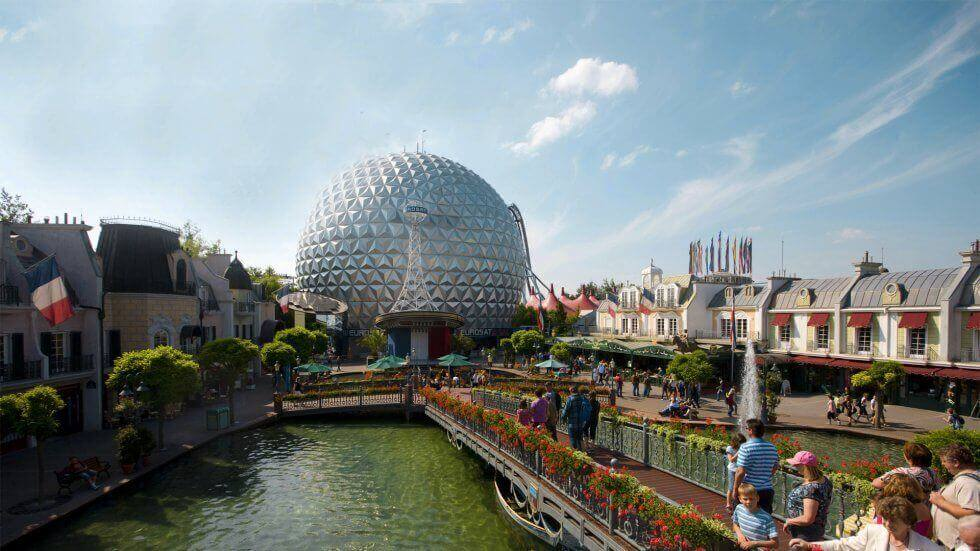 Europa Park, Germany - best theme parks in Europe