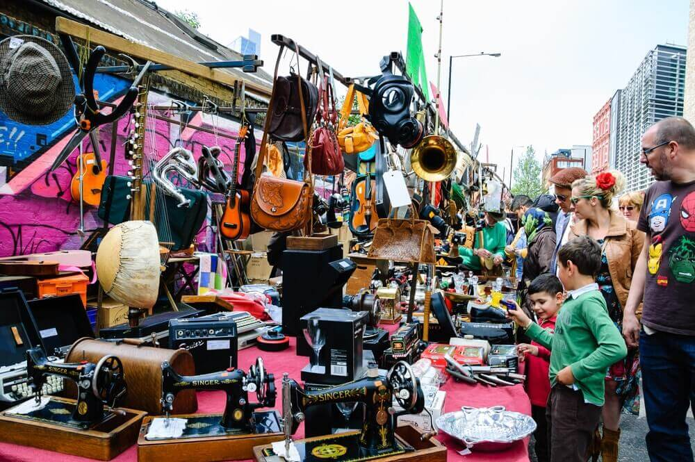 10 #best #markets in #London london holiday