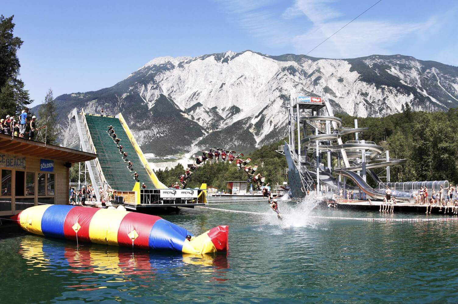 Area 47, Austria - best theme parks in Europe