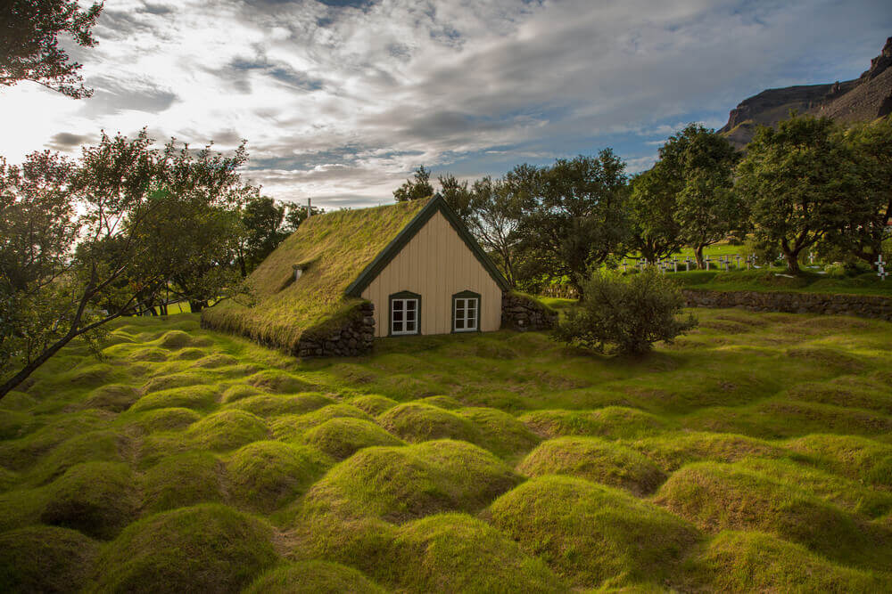 #hof #church #iceland best things to do in iceland