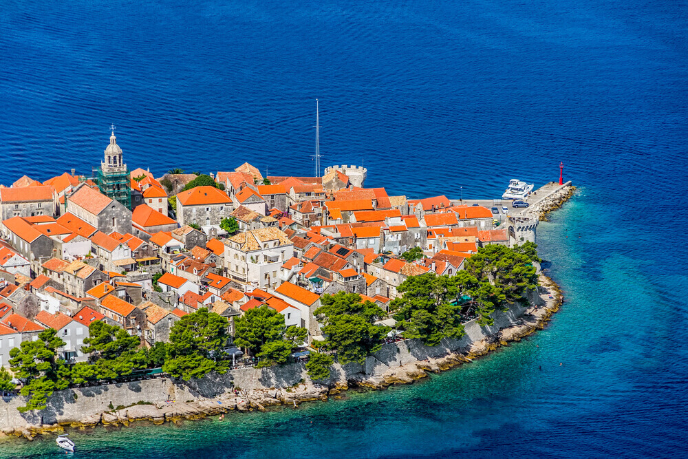 #korcula #croatia #travel #vacation