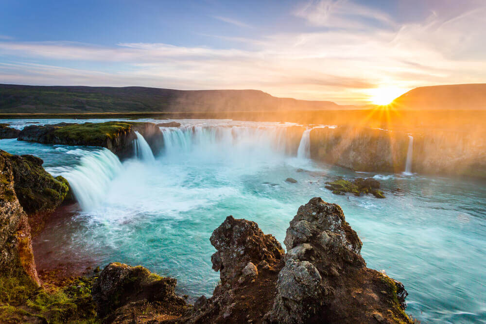 #Godafoss #waterfall #iceland best things to do in iceland
