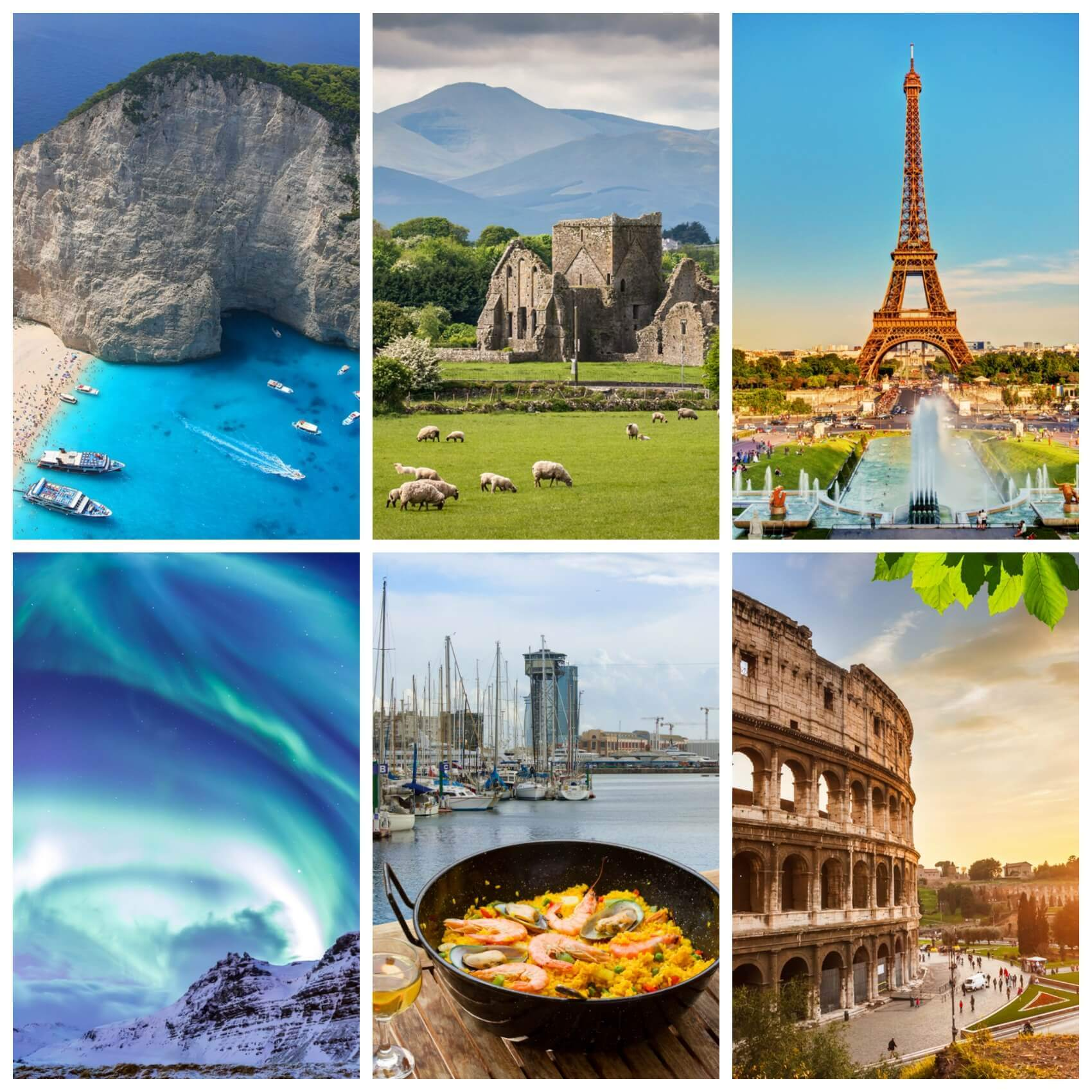 Quiz yourself - what is your next holiday destination?