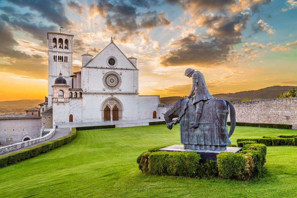 #Basilica of St. Francis of #Assisi #Italy