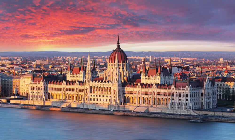 #Budapest #Parliment #Hungary