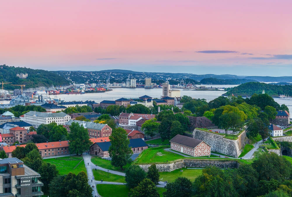 Oslo, Norway, European trip planner
