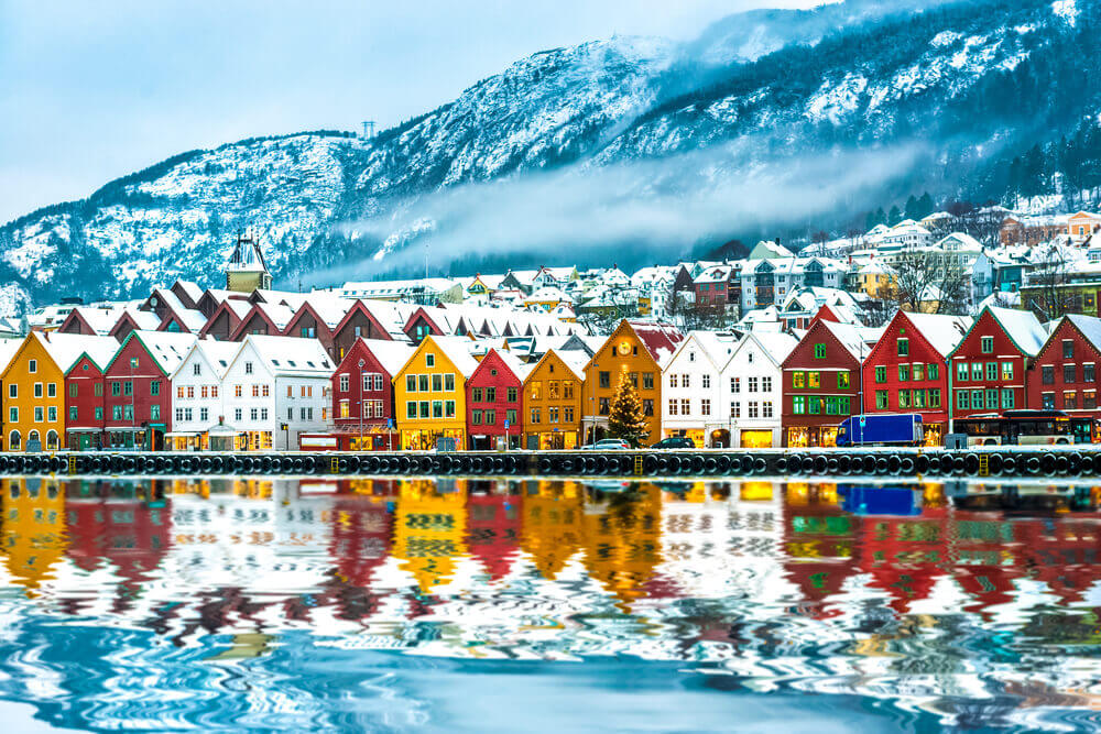 Bergen, Norway, European trip planner