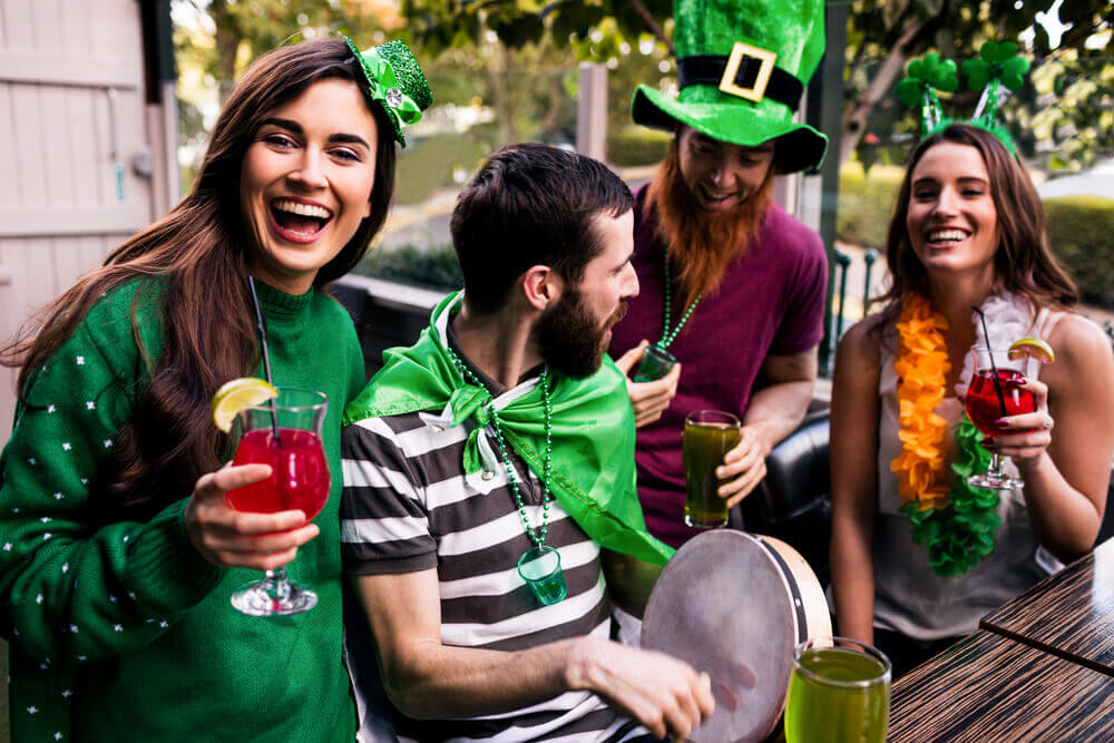 St. Patrick's Day - Time For A Pint!
