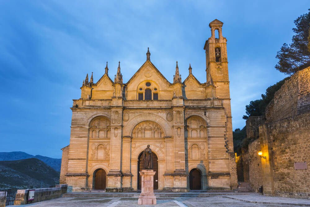 Antequera Cathedral, Spain