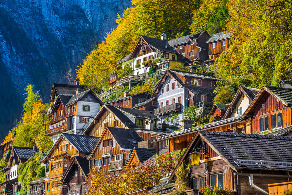 #Traditional #Houses in #Austria trip to Austria