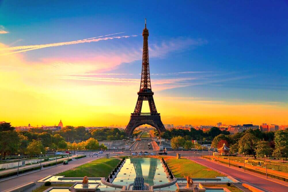 Planning a trip to France for the perfect honeymoon