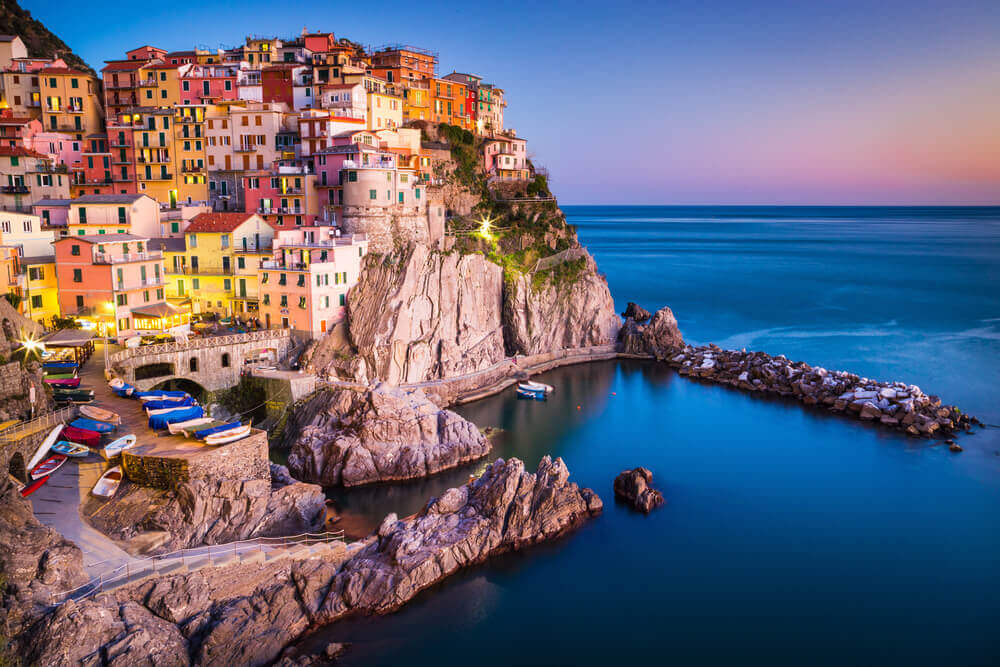 Discover The Magic of Cinque Terre
