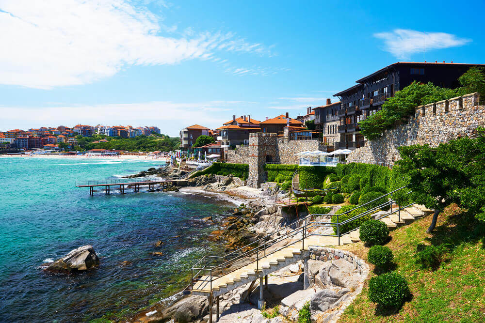 Sozopol Resort, Bulgaria