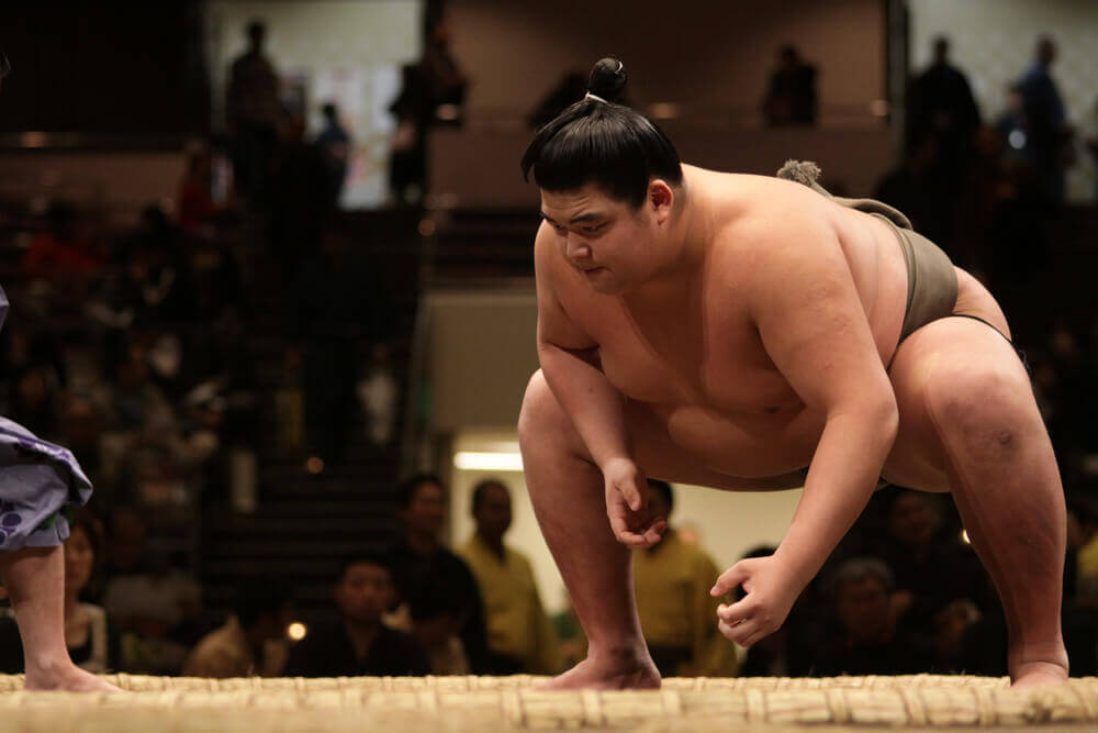 Sumo match, best places to visit in japan