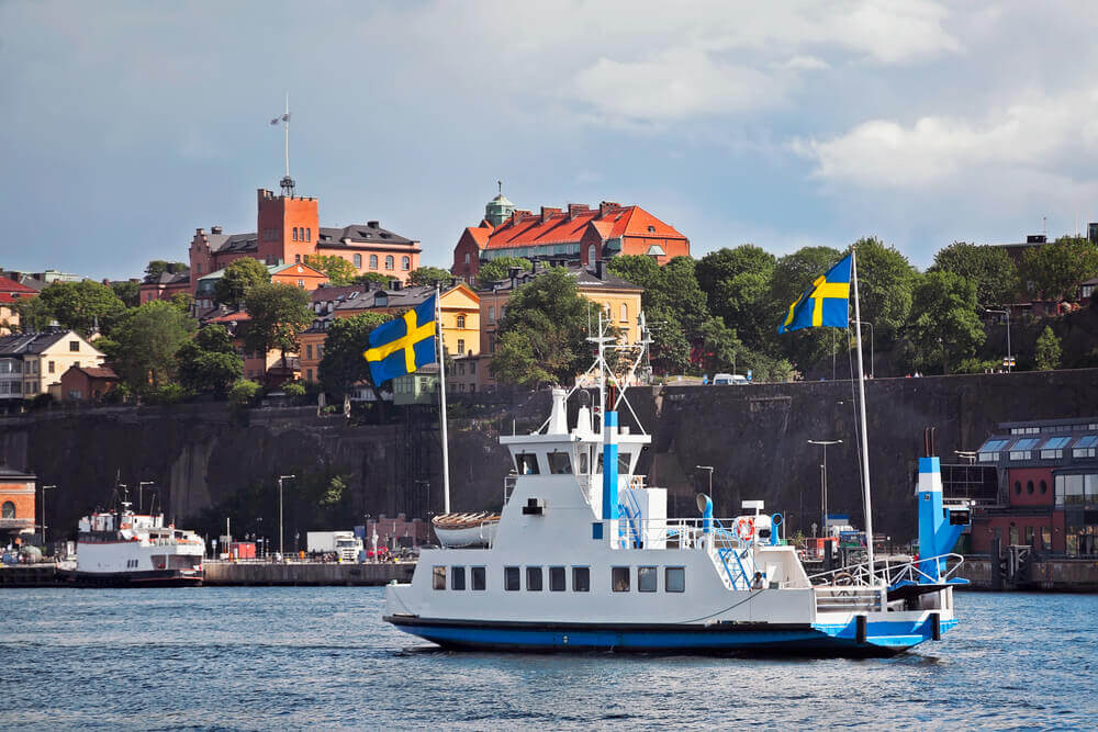 Top Destinations for your trip to Sweden as chosen by Routeperfect users!