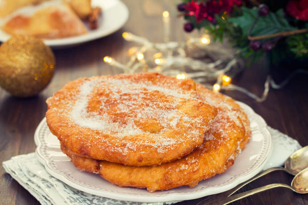 planning your trip. Portuguese typical cookies Filhoses