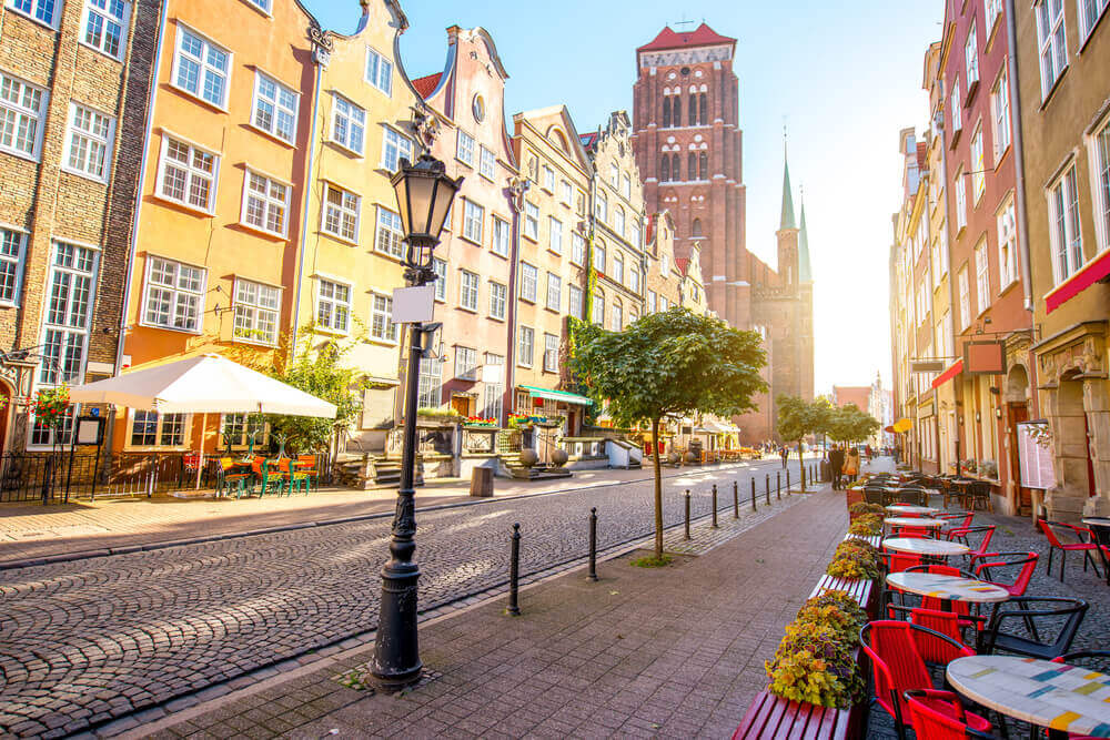 The Best Destinations in Poland for Friends on your European trip!