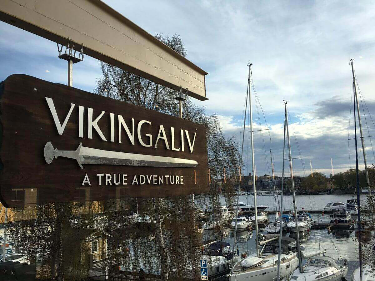 Vikingaliv - by Carol Kent viking tour
