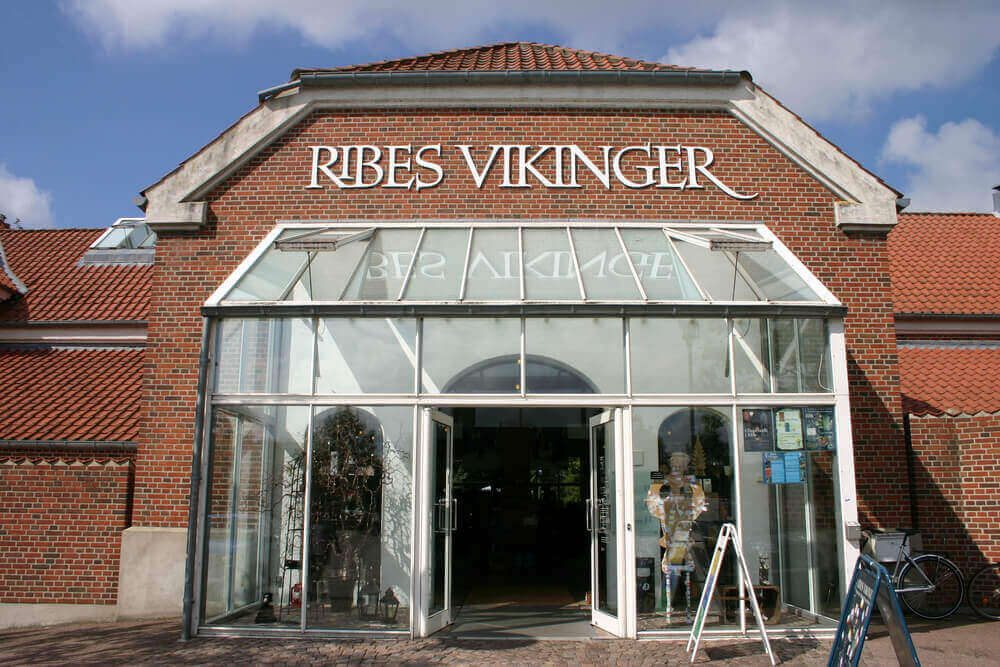 viking museum in ribe (denmark) viking tour