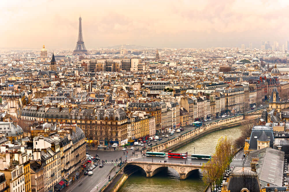 Experience all the breathtaking views on your next trip to Paris