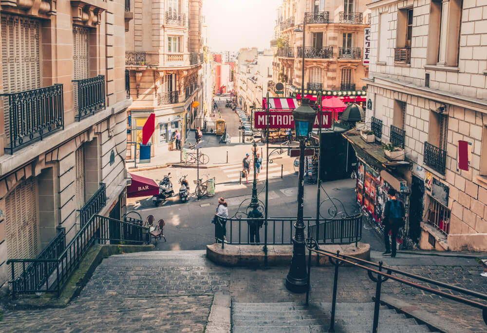 Explore Montmartre on your trip to Paris